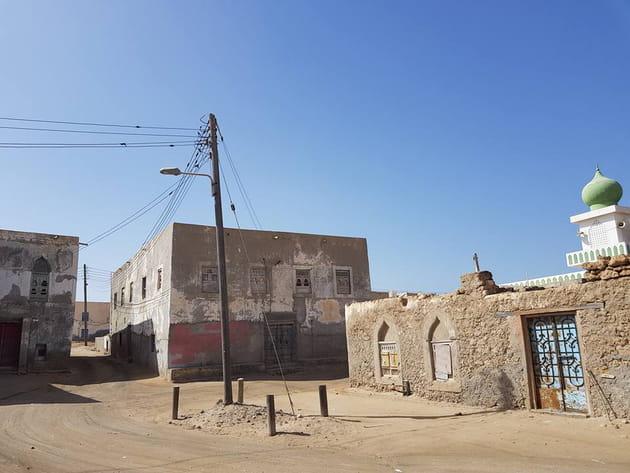 Les rues de Taqah