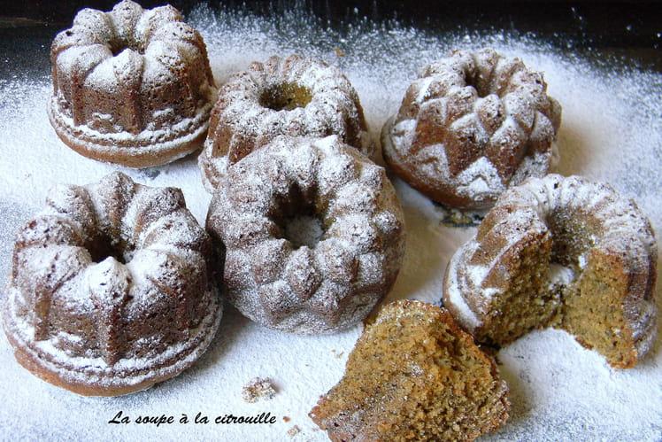 Gâteaux au sucre Muscovado