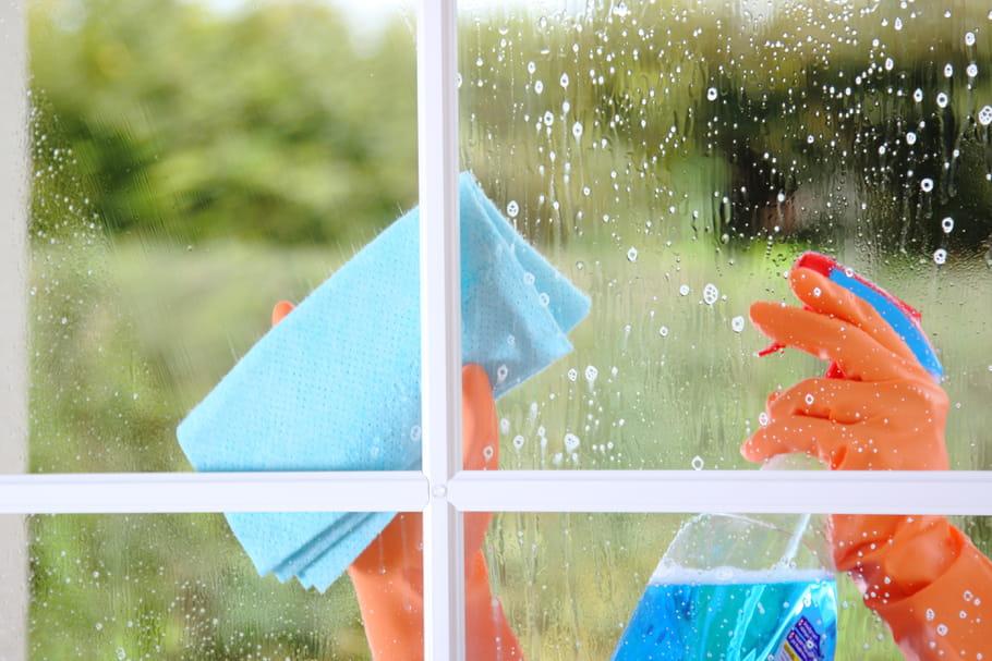 Comment nettoyer les vitres sans laisser de trace?