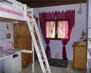 la chambre d'enfant de sophie après les travaux