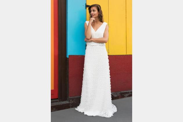 Robe de mariée Saona, Marie Laporte