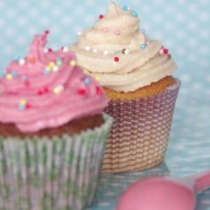 cupcakes à la vanille