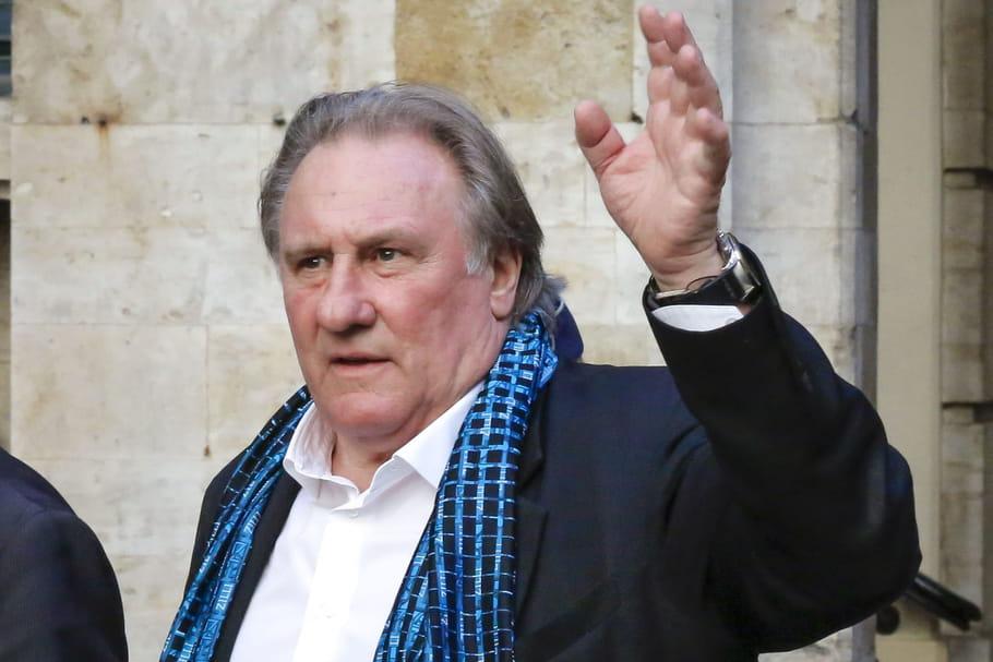 Gérard Depardieu, accusé de viol: rebondissements dans l'enquête