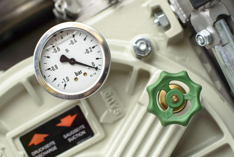 Installer un réducteur de pression