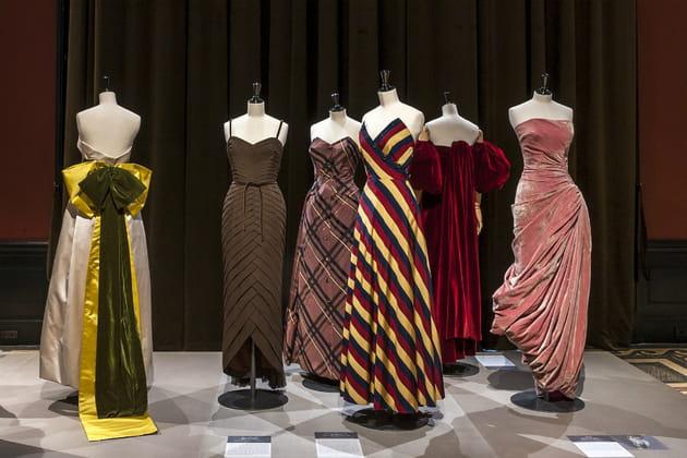 897cc52680adb Les années 50. La mode en France, 1947-1957