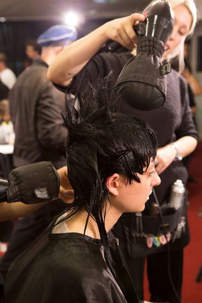 Yohji Yamamoto (Backstage) - photo 3