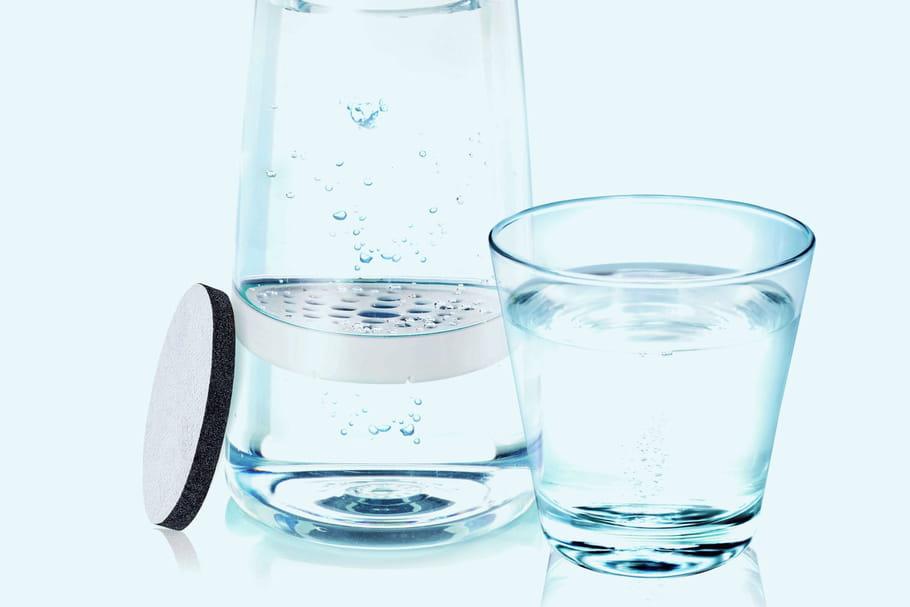 L'objet du désir : la bouteille filtrante Fill&Serve de Brita