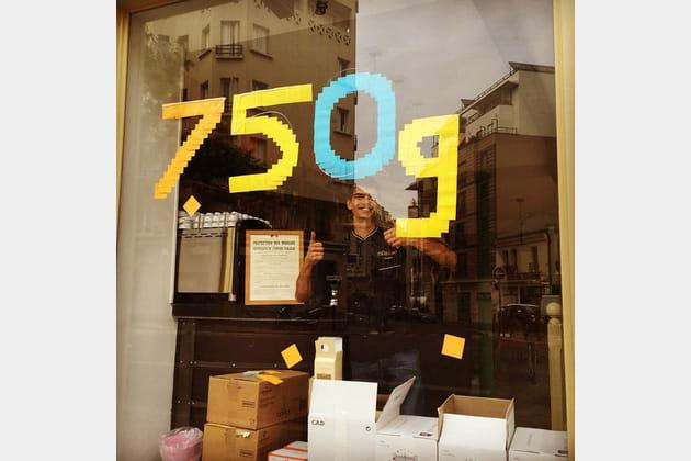 750 g La Table : du virtuel au réel