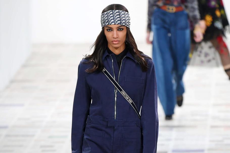 Fashion week de Paris: revivez le défilé Dior