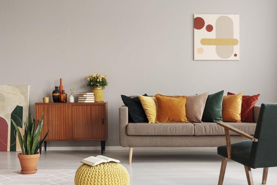 Comment choisir la couleur de son canapé ?