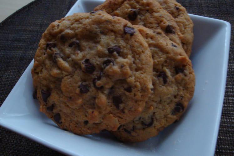 Cookies aux amandes et au sirop d'érable