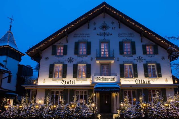 Hôtel**** Olden