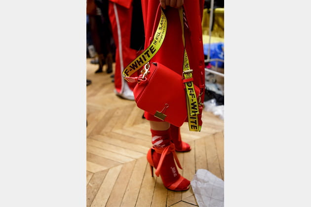 Off-white (Backstage) - photo 36