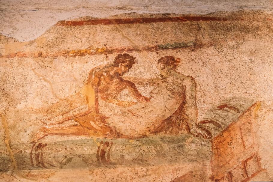 Position imposée, Punition par la nourriture, Ejaculation publique: le sexe au Moyen-Âge