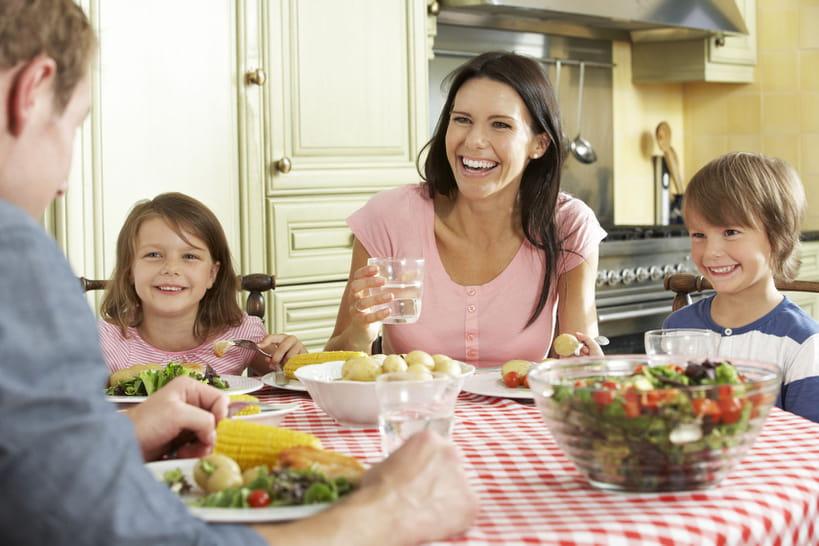 35recettes familiales à faire en moins de 30minutes