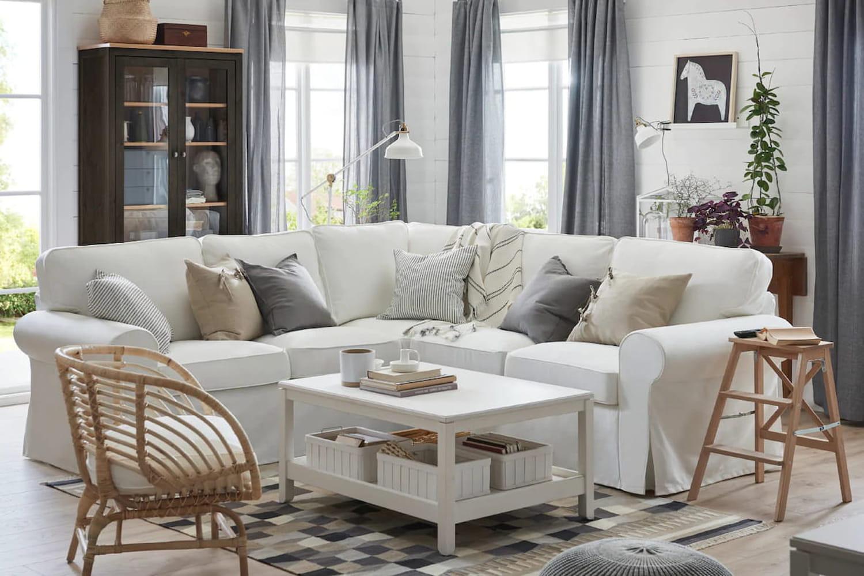 Canapé IKEA: 2ou 3places, modulable, d'angle ou convertible
