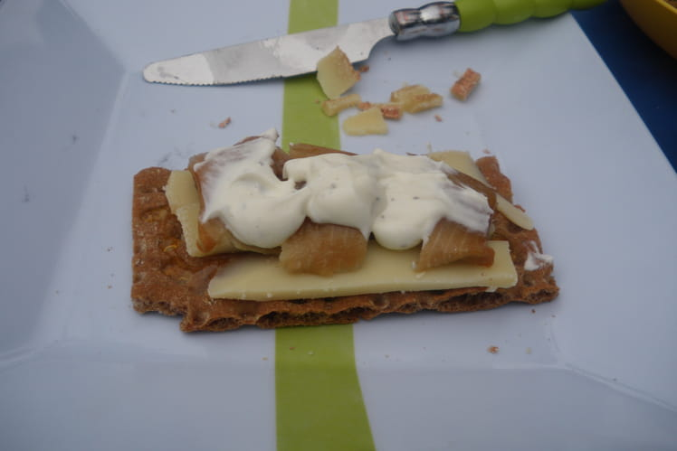 Tartines suédoises