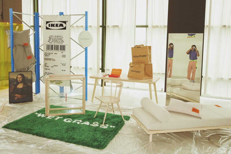 Verriere Pas Cher Ikea ikea x virgil abloh : comment se procurer la collection