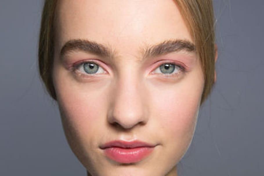 Christian Dior : maquillage tendre et romantique