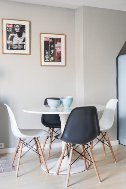 10façons d'adopter la chaise Eames à la maison