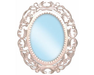 miroir baroque d'incidence