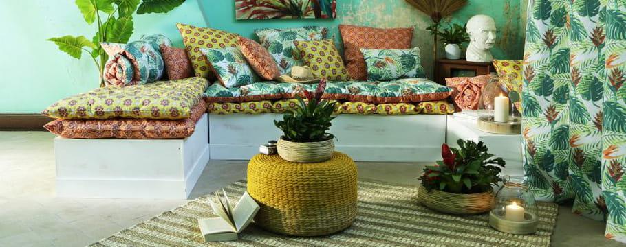 d co exotique id es et photos d 39 inspiration pour une ambiance exotique. Black Bedroom Furniture Sets. Home Design Ideas