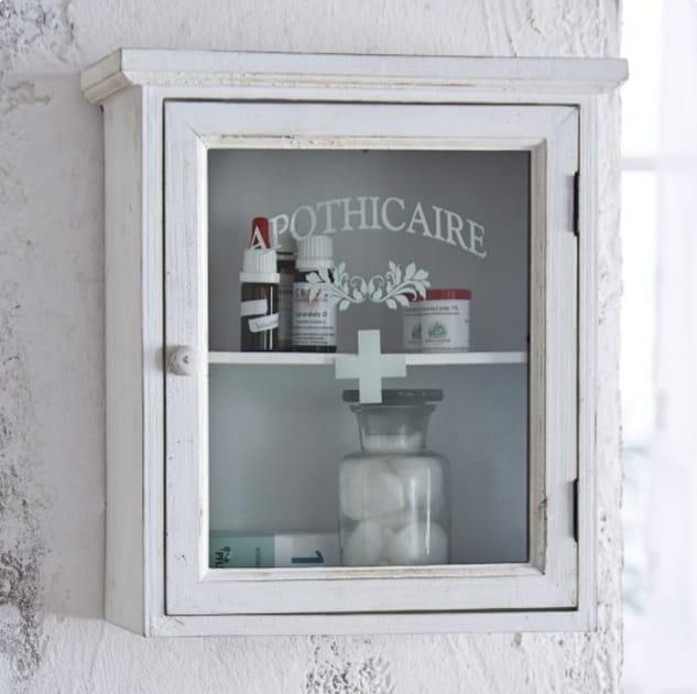 En images, de bienbelles armoires à pharmacie