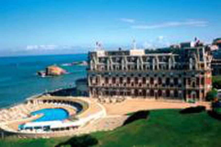 L'Hôtel du Palais de Biarritz devient un Palace