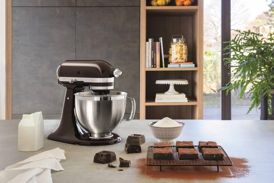 Concours: en juin, gagnez un robot pâtissier multifonction Artisan 4.8L de KitchenAid