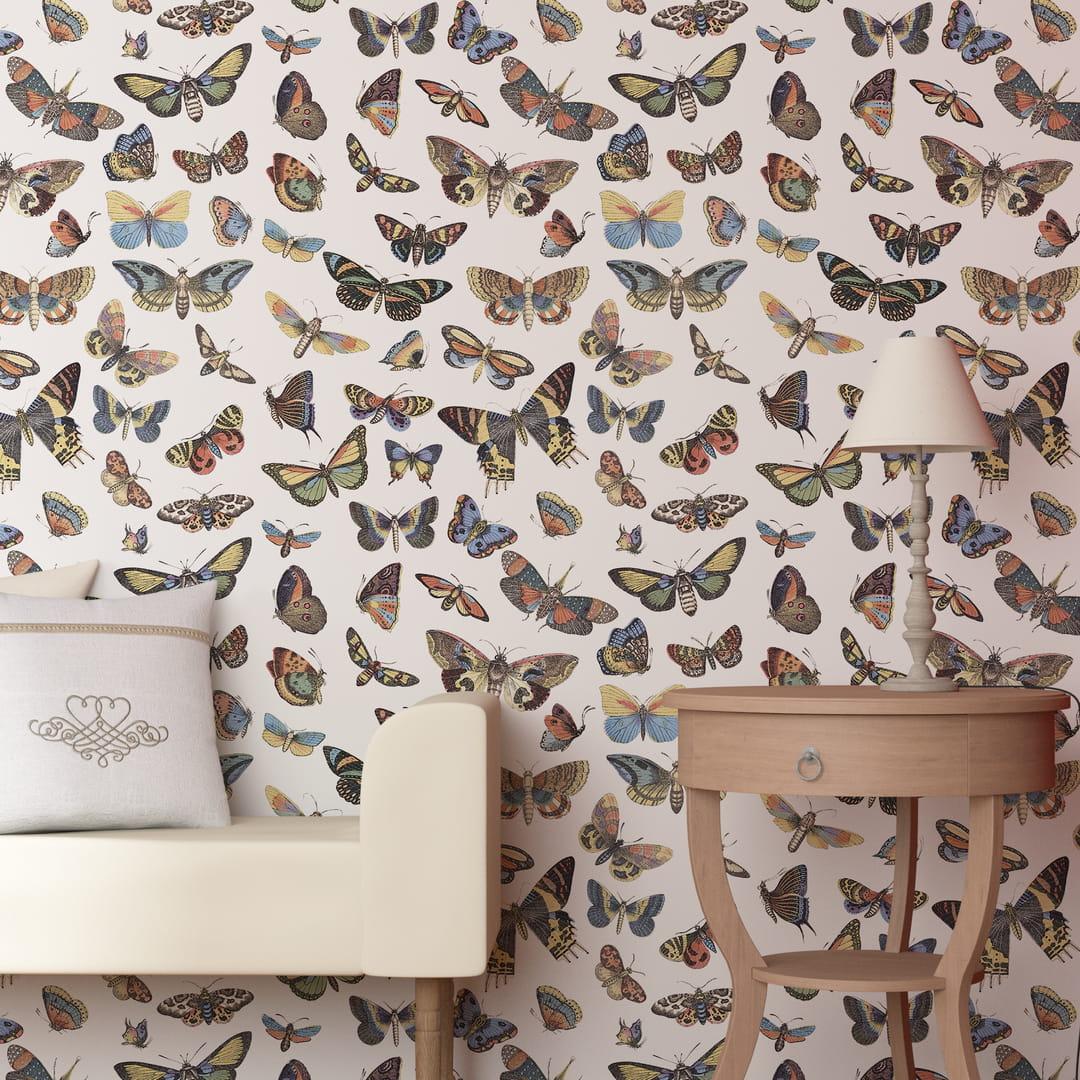 4murs dite du papier peint avec maison images d 39 epinal. Black Bedroom Furniture Sets. Home Design Ideas