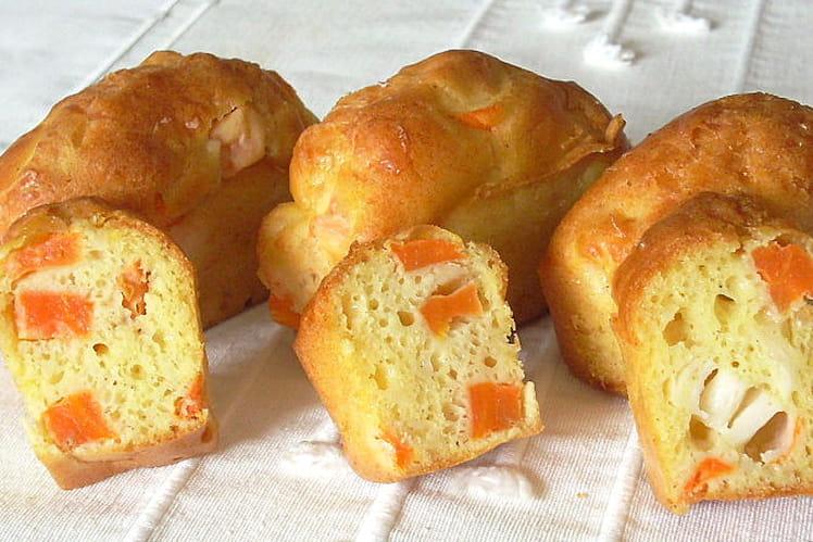 Cake Au Surimi Et Carottes