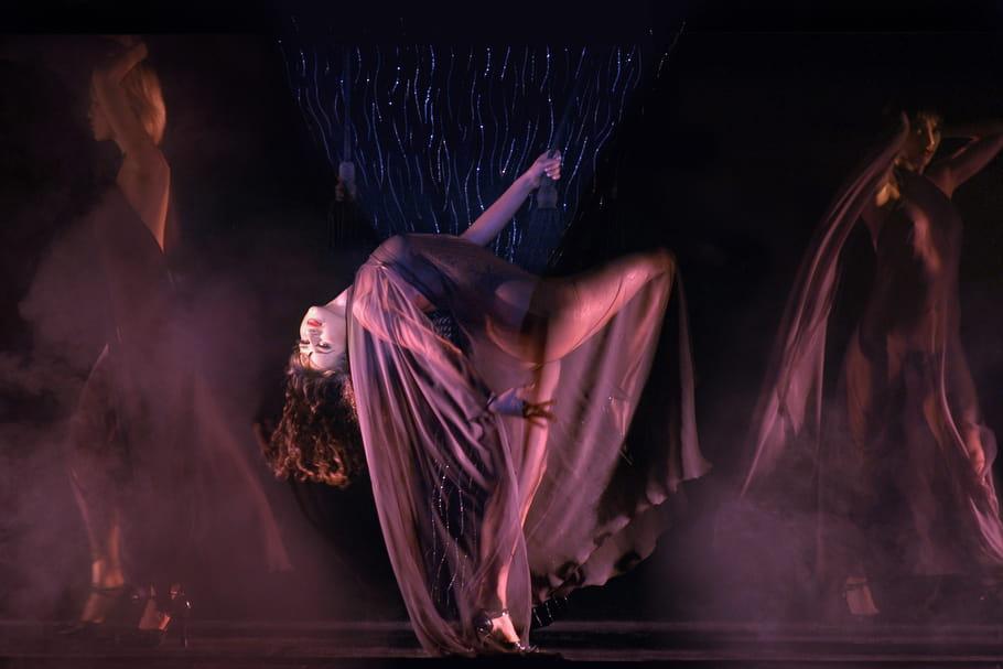 """Crazy Horse : les """"Muses"""" font Nuit Blanche"""