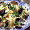 palourdes au beurre ail et persil