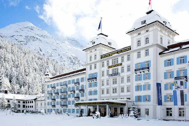 Hôtel***** Kempinski Grand Hotel des Bains