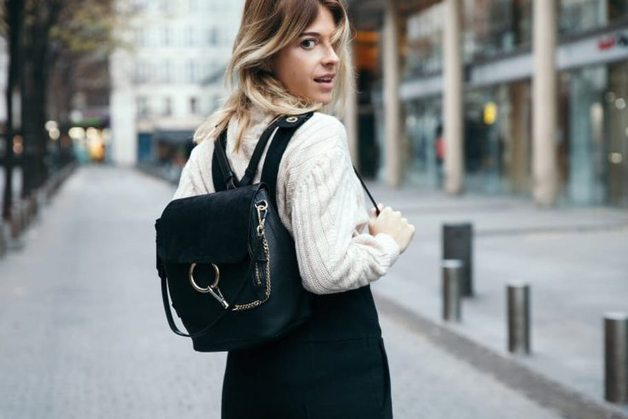 Le look Blogueuse de la semaine: Victoria Monfort, skieuse citadine