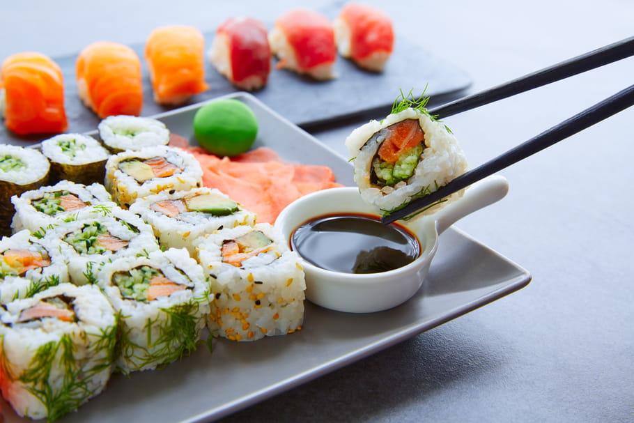 Des sushis imprimés en 3D: bientôt dans nos assiettes?