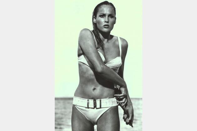 Ursula Andress, James Bond Girl