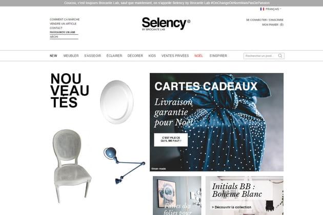 Selency by Brocantelab