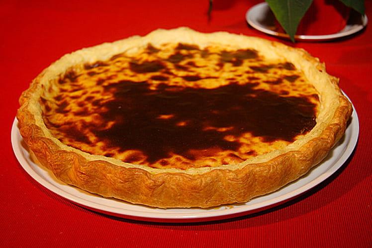 Flan pâtissier traditionnel