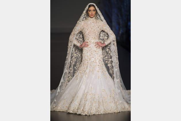 Robe de mariée Ralph & Russo, majestueuse