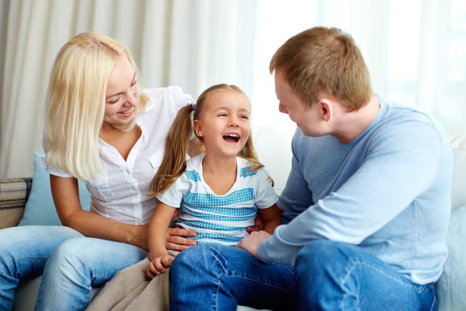 Quel âge ont les enfantsen garde alternée?