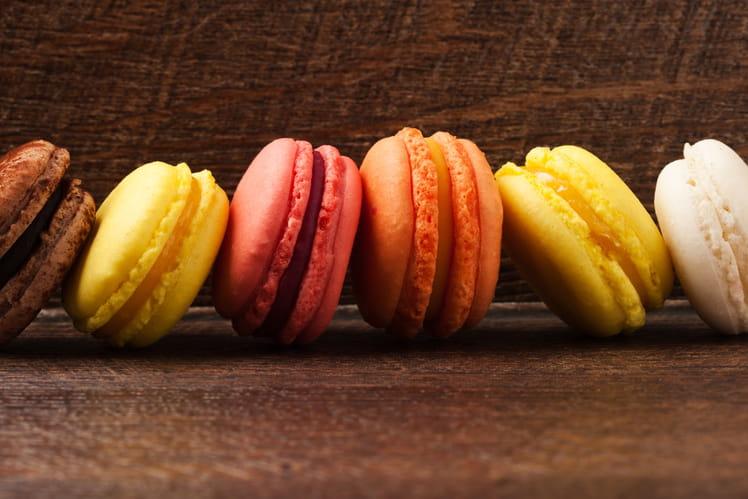 Macaron au Thermomix