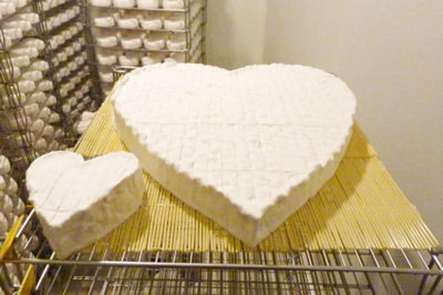 Le Neufchâtel AOP, on en fait tout un fromage