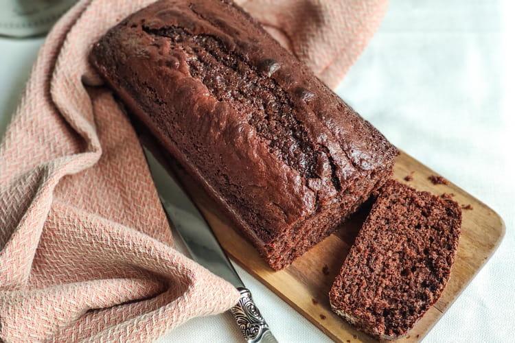 Gâteau au yaourt chocolat