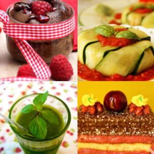 meilleures recettes de l'été