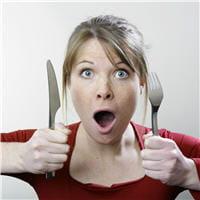 le régime sera efficace si vous n'avez pas faim tout le temps, vous éviterez