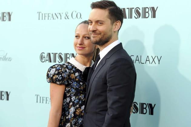 Tobey Mcguire et Jennifer Meyer