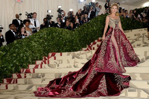 L'extraordinaire tapis rouge du Met Gala
