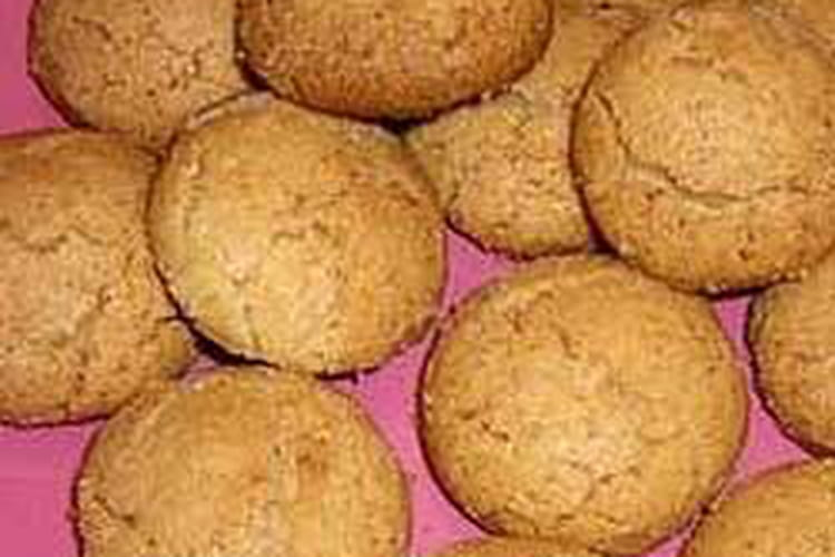 Ghriyba aux amandes (gâteaux marocains)