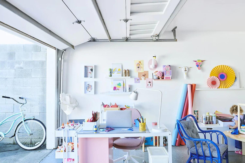 Aménager un garage: en chambre, atelier ou bureau... Comment faire?